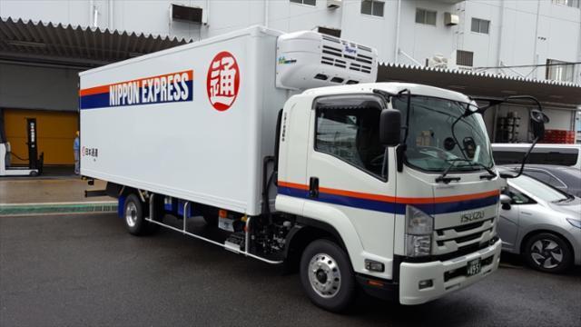 【日本通運グループ】日通川崎運輸株式会社 本社事業所の画像・写真